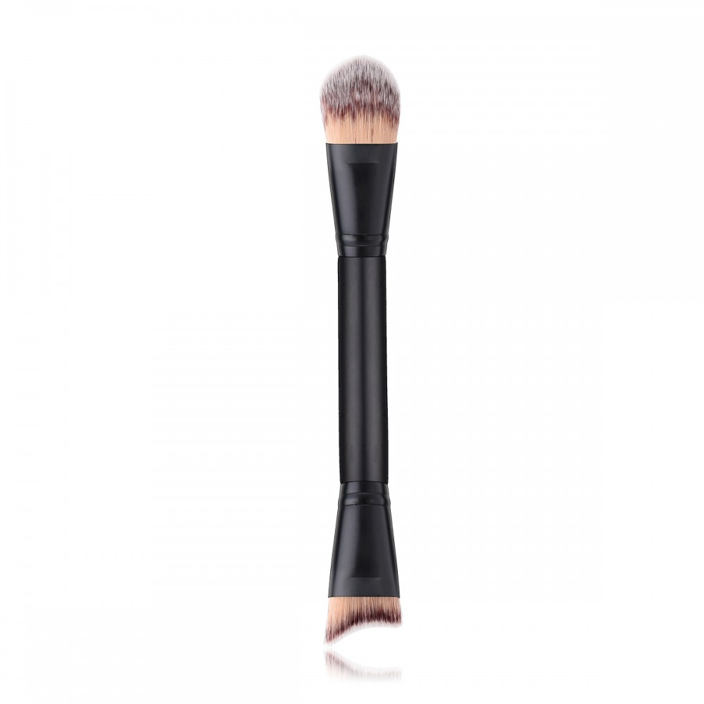 Black Makeup contour foundation brush