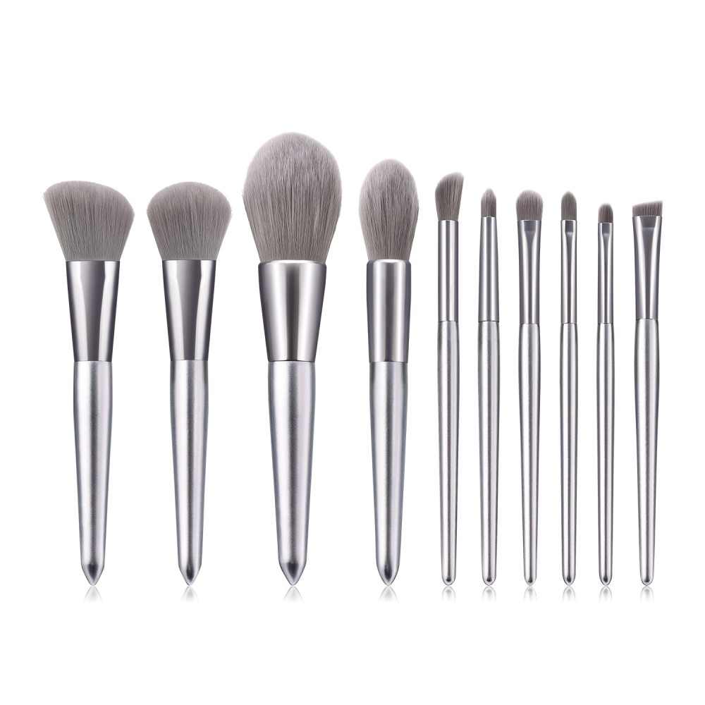 calx makeup brushes set 8/10 piece pack